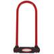 Masterlock 8195 Bügelschloss 13 mm x 280 mm x 110 mm rot